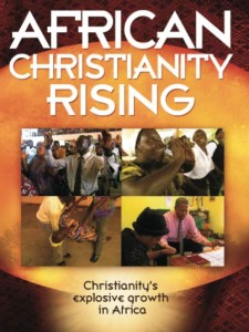 African Christianity Rising DVD cover